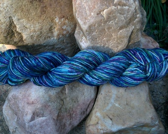 Gemstones Sock Yarn, Mermaid Scales