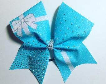 Tiffany Cheer Bow