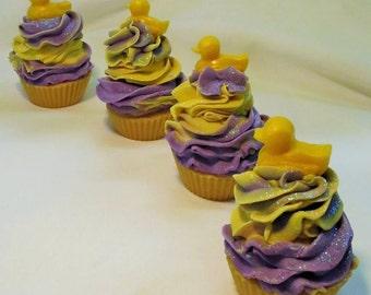 Custom Made Cupcake Soaps (1 dozen)