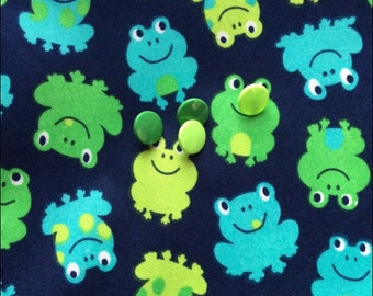 OS Cloth Diaper (Happy Frogs)