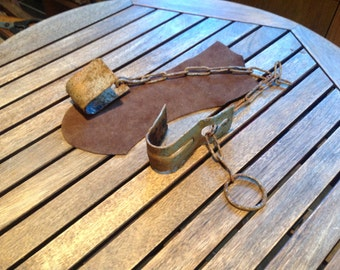 Cow Kickers: Antique Milking Barn Kickers/Hobbles/Shackles