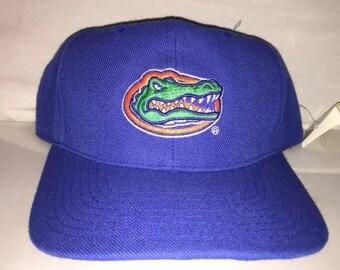 Vintage Florida Gators Snapback hat cap rare 90s Sports Specialties NCAA College Football deadstock tebow