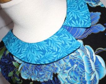 Size 3 Girls Dress, Gallery Dress, Peter Pan Collar, Zipper, Birthday Dress, Flower Dress, Girls Dress.