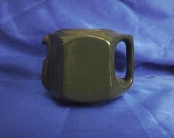 1950's Sadler Green Tea Pot