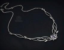 ... mariage accessoire art médiéval nouvue renaissance elfique bijoux