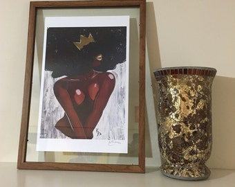 Black Queen prints
