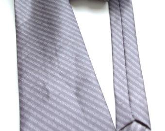 Vintage Men's Silk Necktie