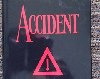 Accident by Danielle Steel (1994, Hardcover)~~~free shipping