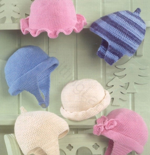 Vintage Hats And Bonnets 33