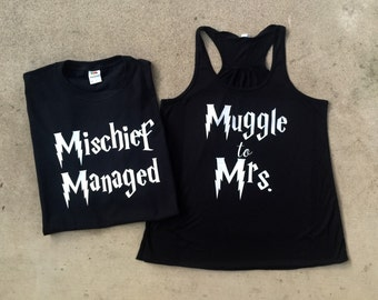 From Muggle to Mrs. Shirt
