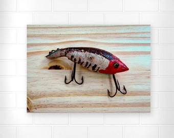 Fishing Gifts - Father's Day Gifts - Photo Print - Gifts for Men - Photography - Wall Art - Home Decor - Gifts for Dad - Vintage Photography