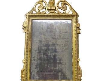 18th Century Antique French Louis XVI Period Mirror