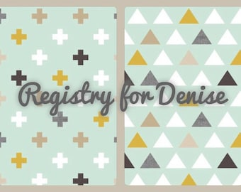 Baby Registry for Denise
