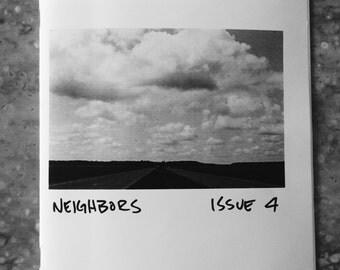 Neighbors Zine - Issue 4