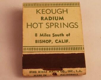 Vintage Keough Radium