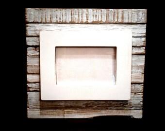 Handmade Reclaimed Wood Frame 4x6