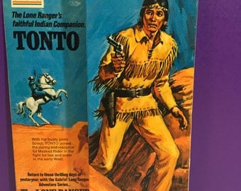Tonto / Gabriel Toys 1970's  Factory SEALED