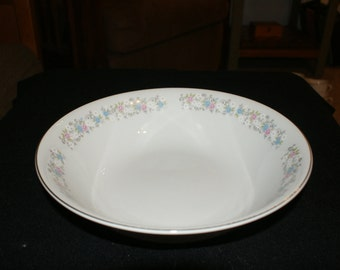Fine China of Japan, Montego, 9 1/2 round serving bowl
