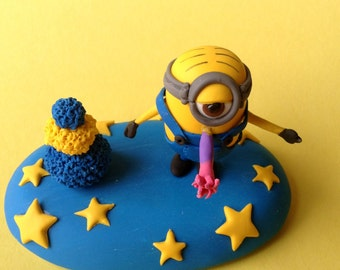 on sale minion paperweight photo holder minion bedroom card holder despicable me