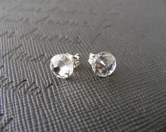 Buckles 'Dreams' 6mm Crystal - my jewel-wedding discrete, near the ear, we love!