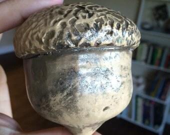 Ceramic Acorn