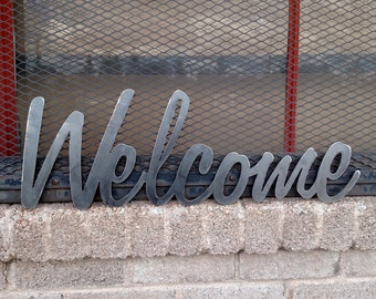 Metal Signs Home Decor step back in time with our classic metal signs this always in style Welcome Metal Sign For Home Decor Wall Signs Gifts Metal Signs