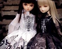 bones lolita SD/ MSD / Yo-SD set