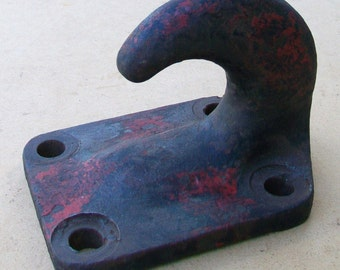 Heavy Equipment Bulldozer Tow Hook