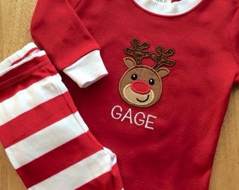 Pre-Order Child Christmas Pajamas ENDS AUGUST 9th
