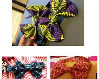 Custom made Bowties