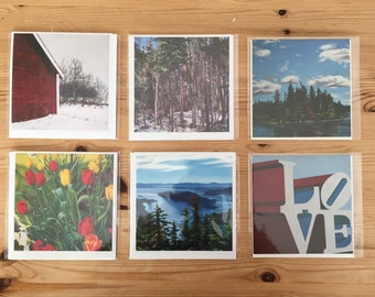 Canadian Landscape - Greeting Cards