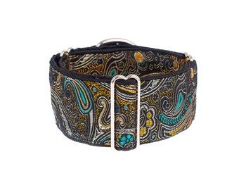Martingale collar, martingale dog  collars, dog collars, 1,5 inch, martingale collar, greyhound martingale collars