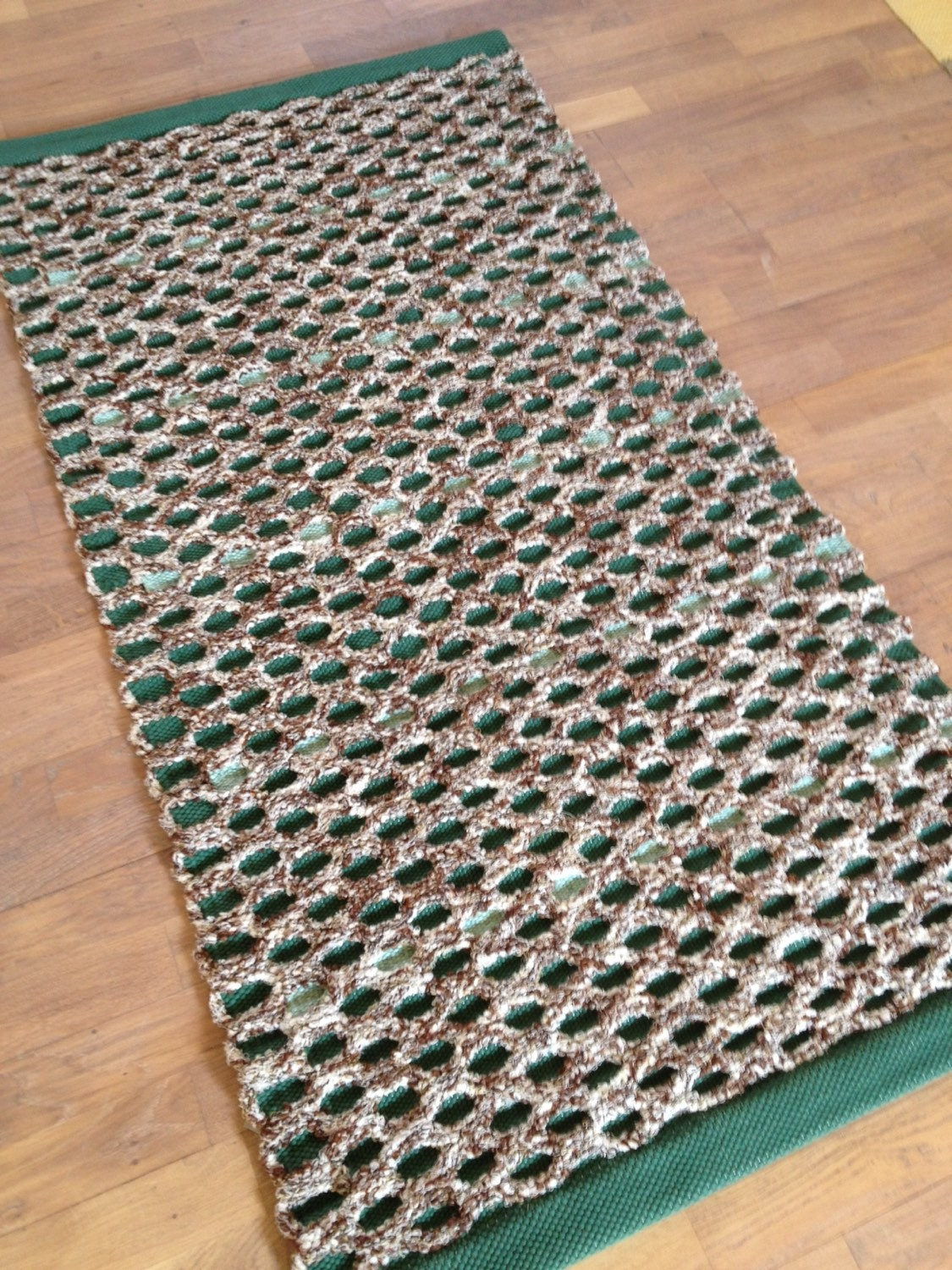 green and brown rug light mint stripes bedroom rug thick