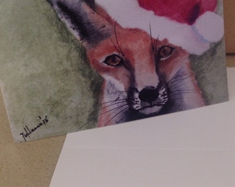 Pack of five artist designed Christmas cards. Five different designs. Free shipping in Australia.