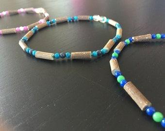 Hazelwood necklace - teething necklace