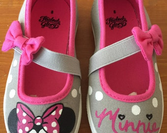 Minnie Mary Jane Shoes- Toddler Shoes