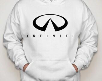 Infiniti Pullover Hoodie / Hooded Sweatshirt  (G35, G37, Q50, Q40, Q60, FX35, FX45)