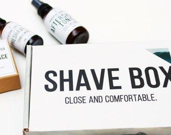 Shave Box