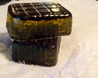 Lemon Poppyseed handmade soap