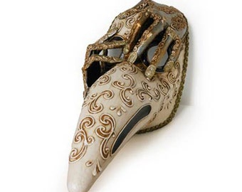 Touch-me Venetian Mask Doctor of the Plague Mask V38