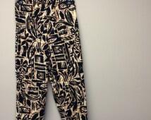 Boho high wasted pants