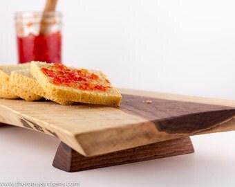 Curly Walnut cutting board