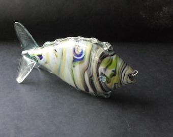 A Vintage Retro Murano Glass Fish
