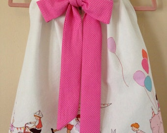 Children at Play Modified Pillowcase Dress 18 months