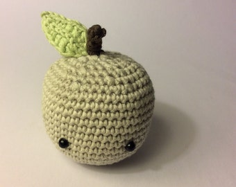 Mini Apple sand crochet