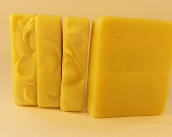 Cool Citrus Herb Soap ~ All Natural Vegan Soap ~ by Veg Me Clean Soap