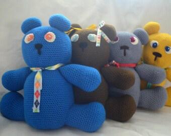 Humble Teddy Bears