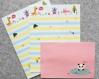 LAST CHANCE SALE! Cute paper set #4 | Cute Stationery