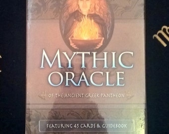 Mythic Oracle - Mellado Carisa & Phelan Michele - Lee