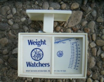 Vintage Weight Watcher Scale